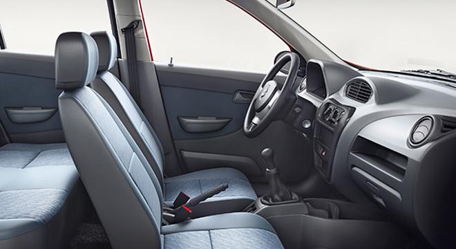 Suzuki Alto 2018 seats