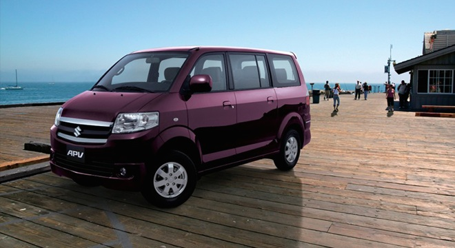 Suzuki APV 2018 brand new