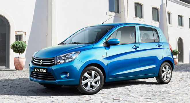 Suzuki Celerio Price List Philippines