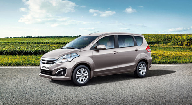 Suzuki Ertiga 2018 hatchback