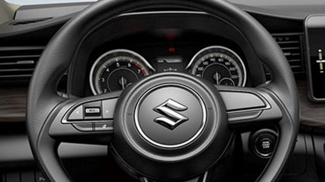 Suzuki Ertiga Philippines steering wheel