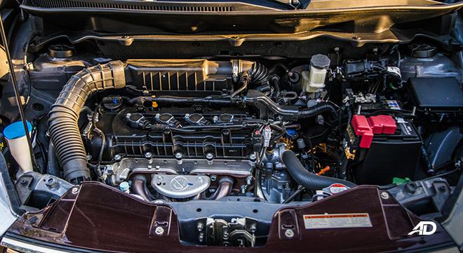 suzuki ertiga road test engine