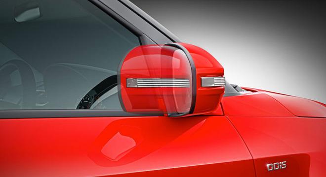 Suzuki Swift 2018 side mirror