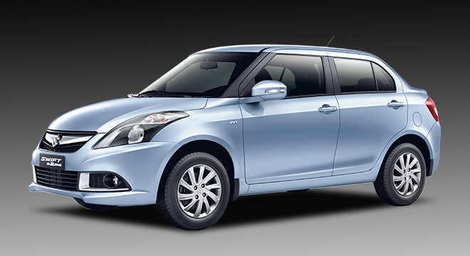 Suzuki Swift Dzire 2018  exterior