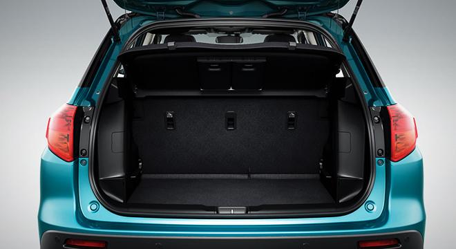 Suzuki Vitara 2018 trunk