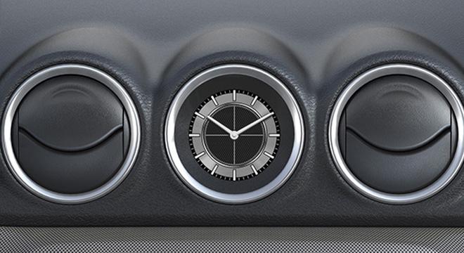 Suzuki Vitara clock interior philippines