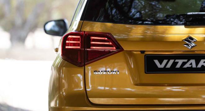 Suzuki Vitara Rear Taillight