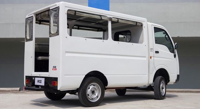Tata Ace 2018 Philippines rear