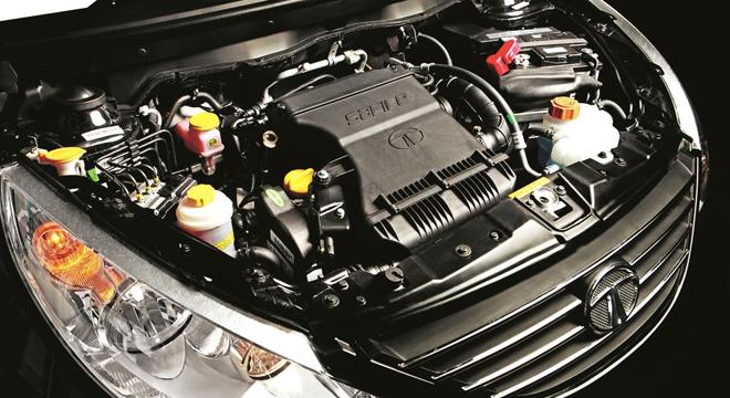 Tata Manza Aura 2018 Philippines engine
