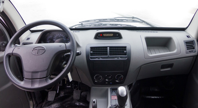 Tata Super Ace 2018 Philippines interior