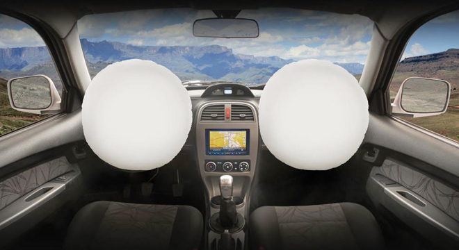 Tata Xenon 2018 Philippines air bag