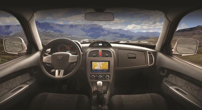 Tata Xenon 2018 Philippines interior