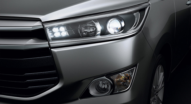 Toyota All-New Innova 2018 Philippines Headlamps