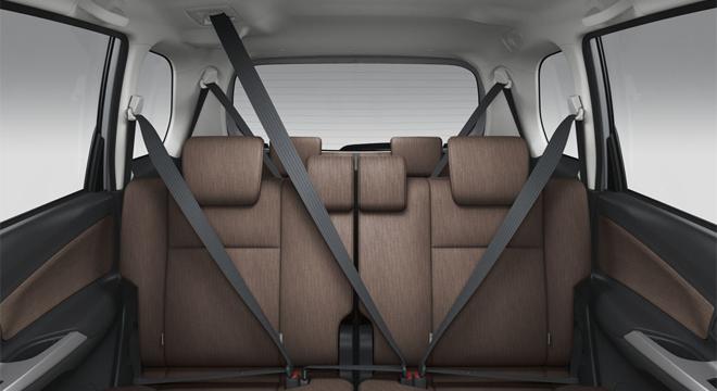 Toyota Avanza 2018 Philippines Seats