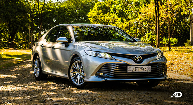 Toyota Camry 2 5 V At 2020 Philippines Price Specs Autodeal