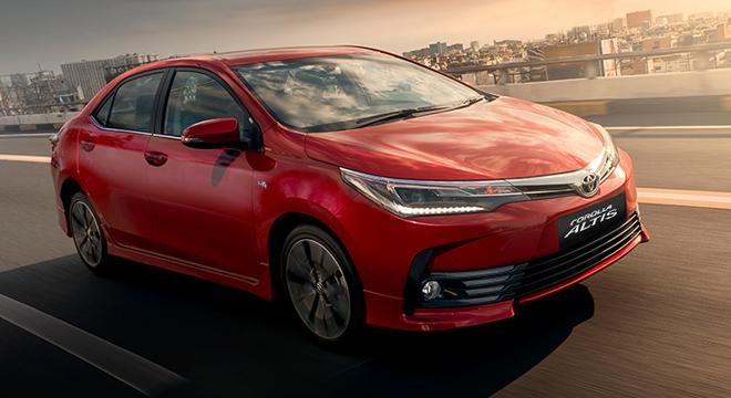 Toyota Corolla Altis 2018 Philippines
