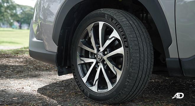 Toyota Corolla Cross wheels