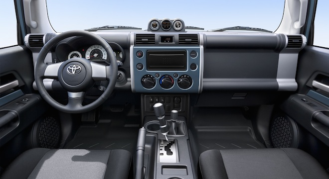 Charming Toyota FJ Cruiser 2018 Philippines Interior Good Looking