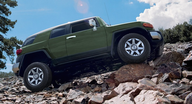 Toyota FJ Cruiser 2018 Philippines Off-Road