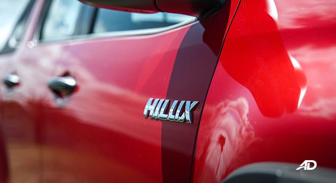 Toyota HIlux Conquest road test hilux