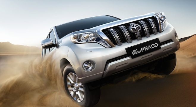 Prado Land Cruiser Price >> Toyota Land Cruiser Prado 2019, Philippines Price & Specs | AutoDeal