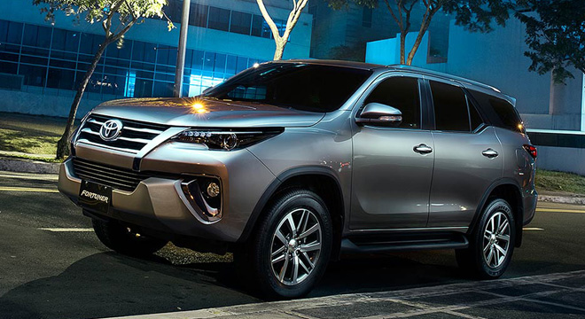 Toyota Fortuner 2 4 G Diesel 4x2 At 2019 Philippines Price Specs