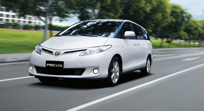 Toyota Previa 2018 Philippines