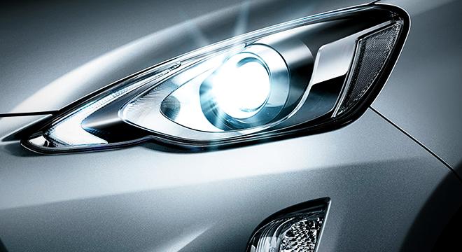 Toyota Prius C 2018 Philippines Headlamp
