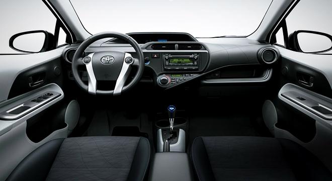 Toyota Prius C 2018 Philippines Interior