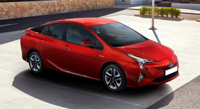 Toyota Prius Philippines