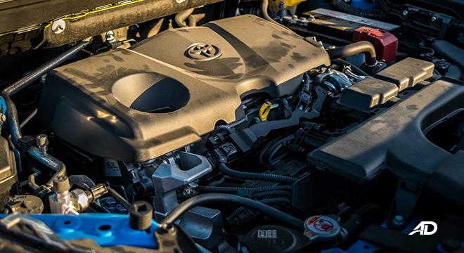 toyota rav4 road test review gasoline engine philippines