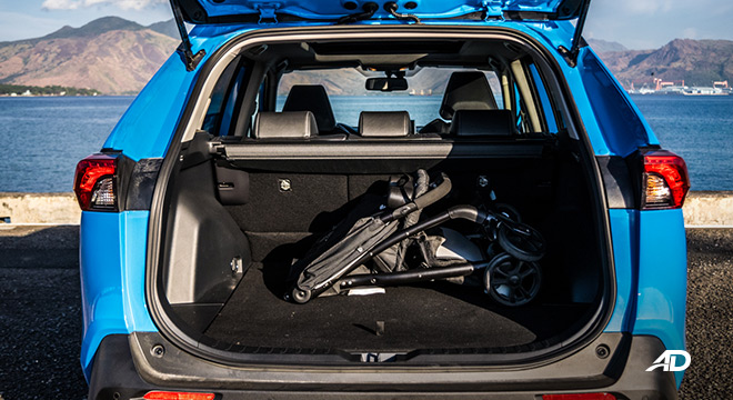 toyota rav4 road test review trunk cargo interior philippines