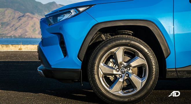 toyota rav4 road test review wheels exterior philippines