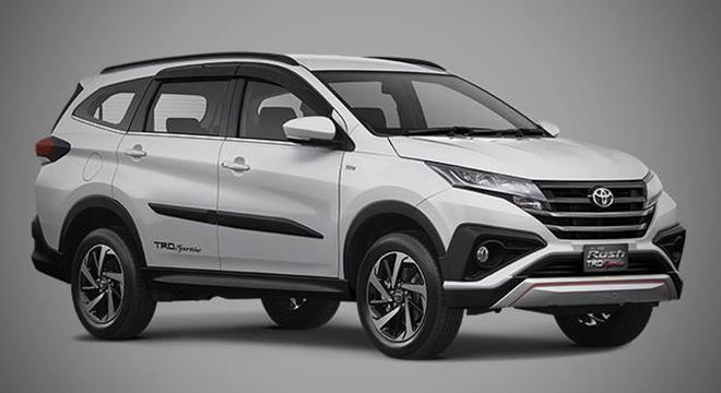 Rush 2018 Toyota >> Toyota Rush 2018 Philippines Price Specs Autodeal