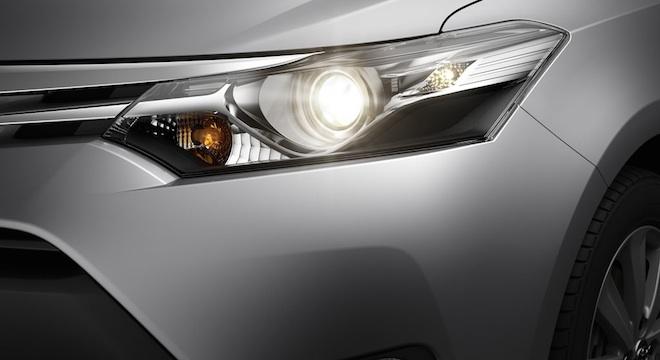 Toyota Vios 2018 Philippines Headlamp