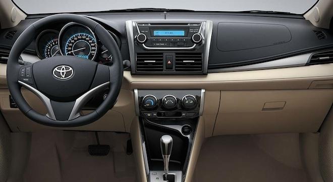 Toyota Vios 2018 Philippines Interior