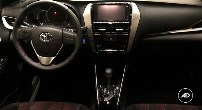 Toyota Yaris 2018 Philippines Interior