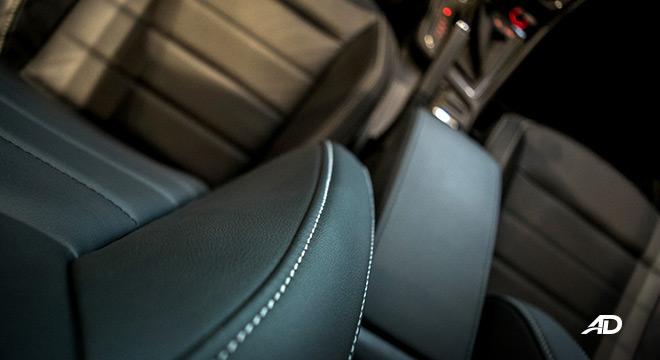 volkswagen lavida showroom seats interior