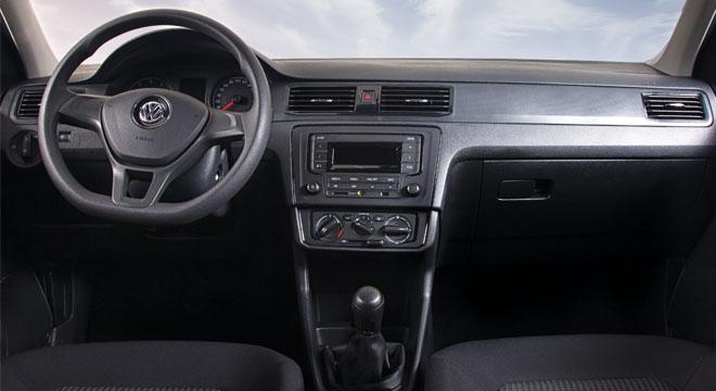 Volkswagen Santana 2018 interior