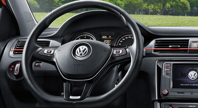 Volkswagen Santana GTS 2018 steering wheel