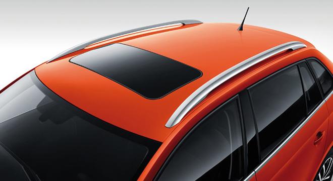 Volkswagen Santana GTS 2018 sunroof