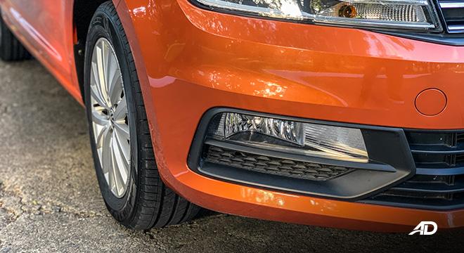 volkswagen santana GTS road test review fog lamps exterior philippines