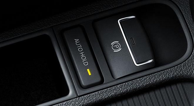 Volkswagen Tiguan 2018 autohold