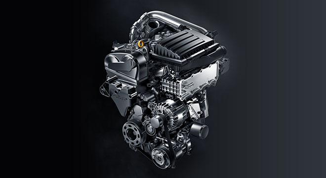 Volkswagen Tiguan 2018 engine