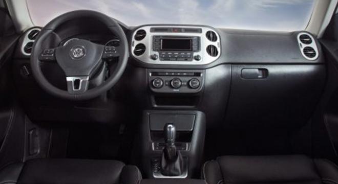 Volkswagen Tiguan 2018 interior