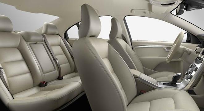 Volvo S80 2018 passenger seats