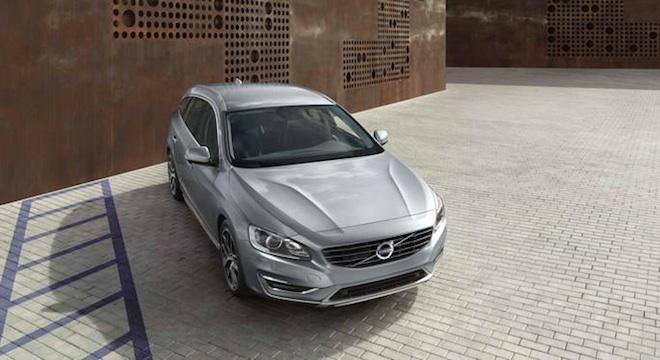 Volvo V60 2018 front