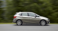 2018 BMW 2-Series Gran Tourer side