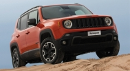 2018 Jeep Renegade off-road