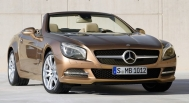 2018 Mercedes-Benz SL-Class brown